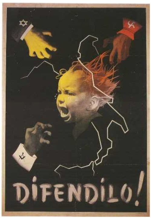 Fascism – Visual Propaganda: Ideology in Art