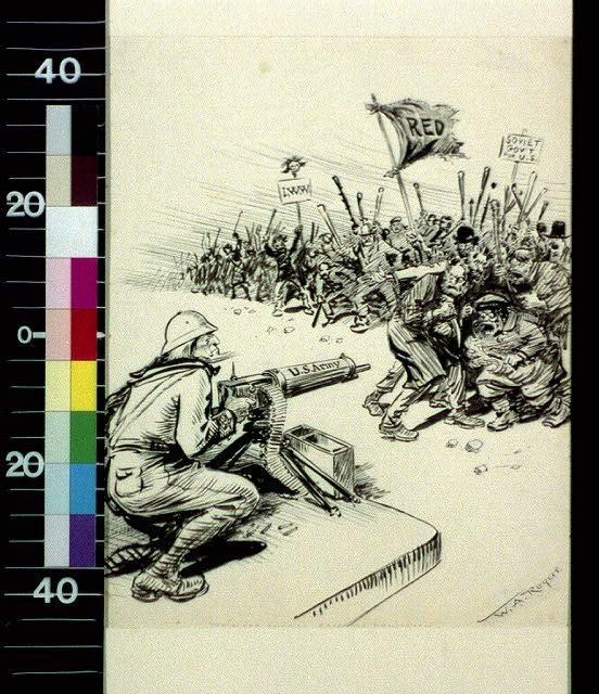 Anti-IWW Soldier
