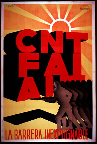 CNT, FAI, AIT. The unbreachable barrier