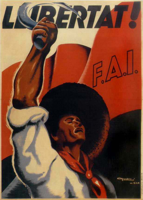 CNT FAI. Freedom.