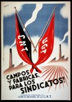 CNT UGT. Fields and Factories for the Syndicates