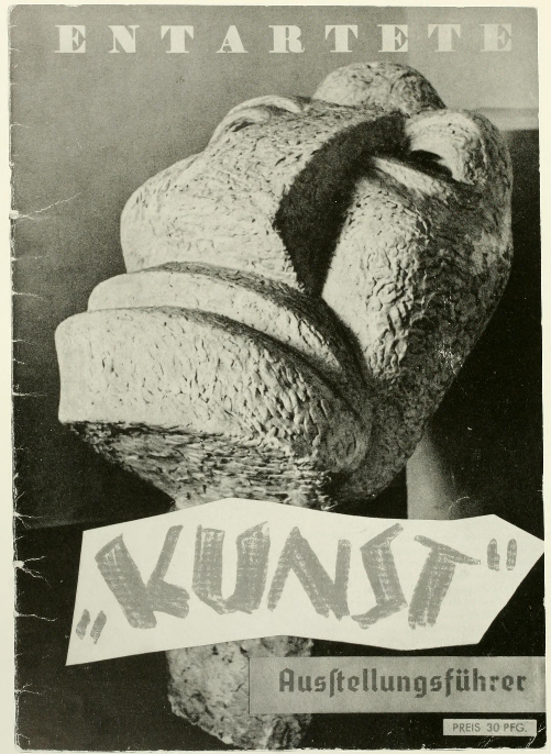 Cover of the Degenerate Art Guide