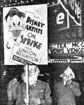 Disney Artists on Strike