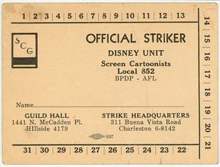 Disney Official Striker