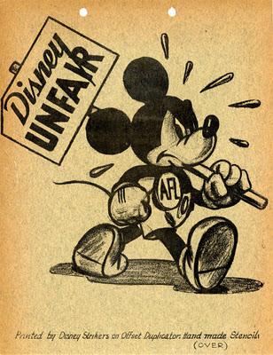 Disney Unfair Mickey