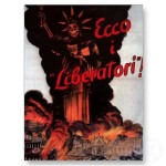 "Italy. ""Liberators"""