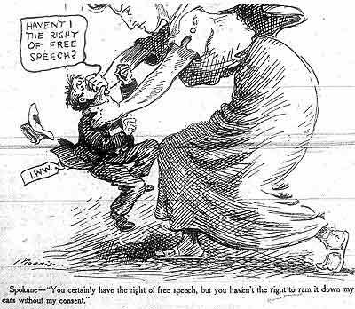 IWW Free Speech