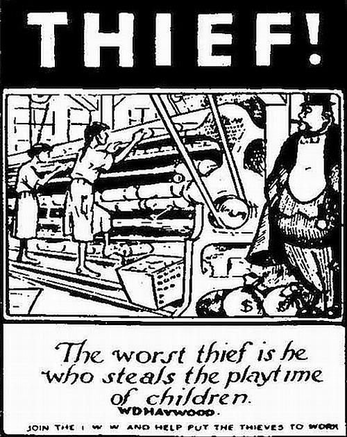 IWW Thief