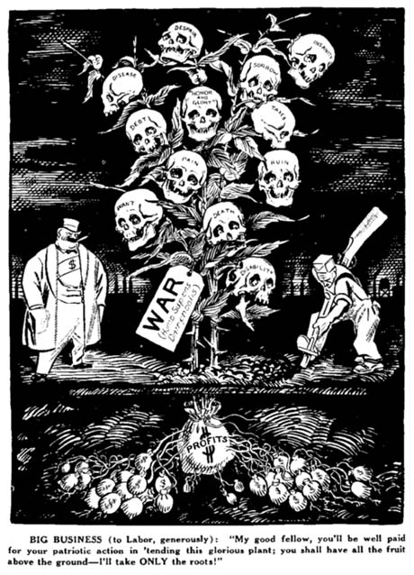 IWW War Plant