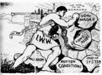 IWW worker