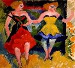 Pechstein Ballet Dancers