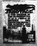 IWW Sabotage