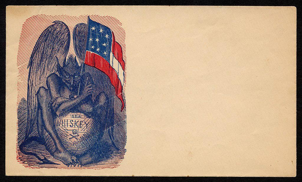 Union Envelope, Devil Whiskey