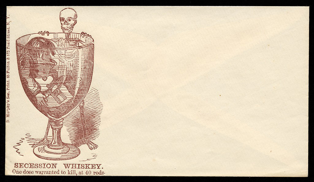 Union Envelope, Secession Whiskey